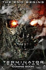 Terminator Salvation's Explosive Full-Motion Poster Debut ...