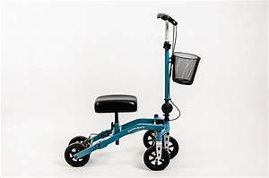 How To Properly Use Your Knee Scooter  A Step