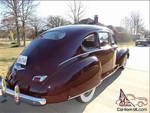 1941 Lincoln Zephyr V