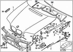 Original Parts For E46 320ci M54 Cabrio    Bodywork   Engine