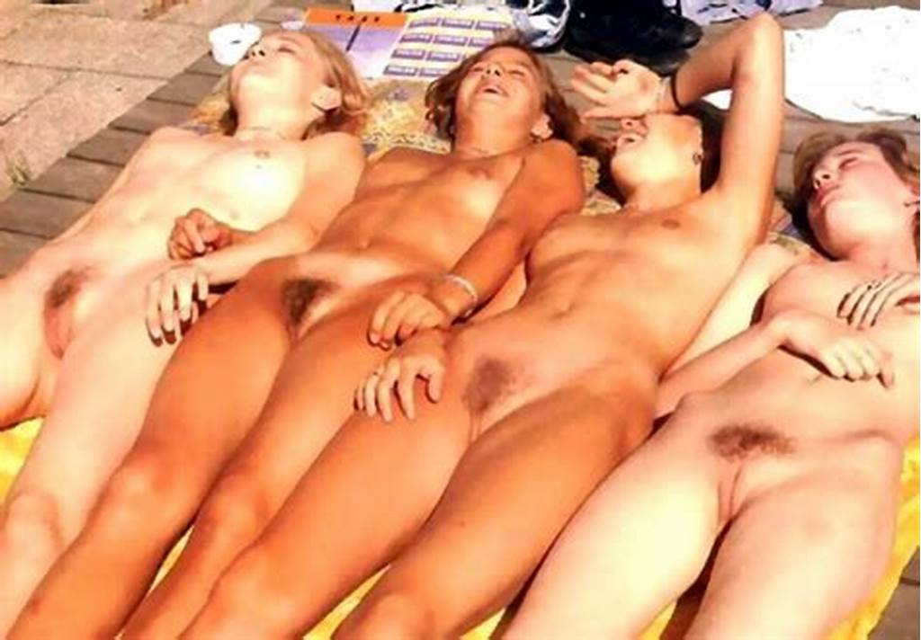 #Good #Things #Nupic #Four #Vintage #Teen #Nudists