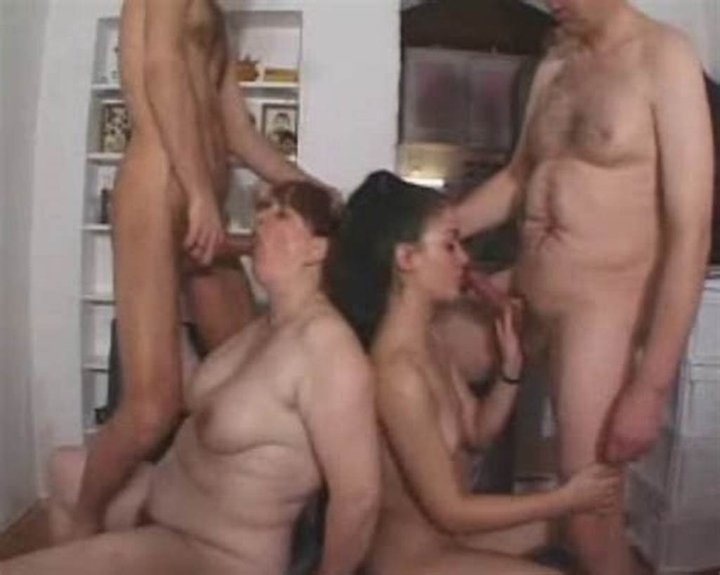 #Swinger #Couples #In #Old #On #Young #Group #Sex #Action