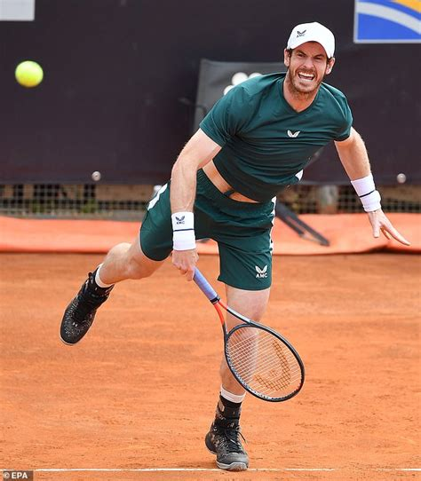 Again, andy murray was returning to queen's club from a long layoff that included surgery. Andy Murray pulls out of ATP Challenger Tour event in ...