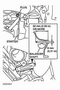 2005 Mitsubishi Lancer Serpentine Belt Routing And Timing