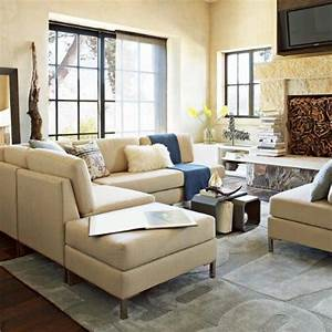 how to furnishing your modern home with sectional living With small living room ideas with sectional sofa