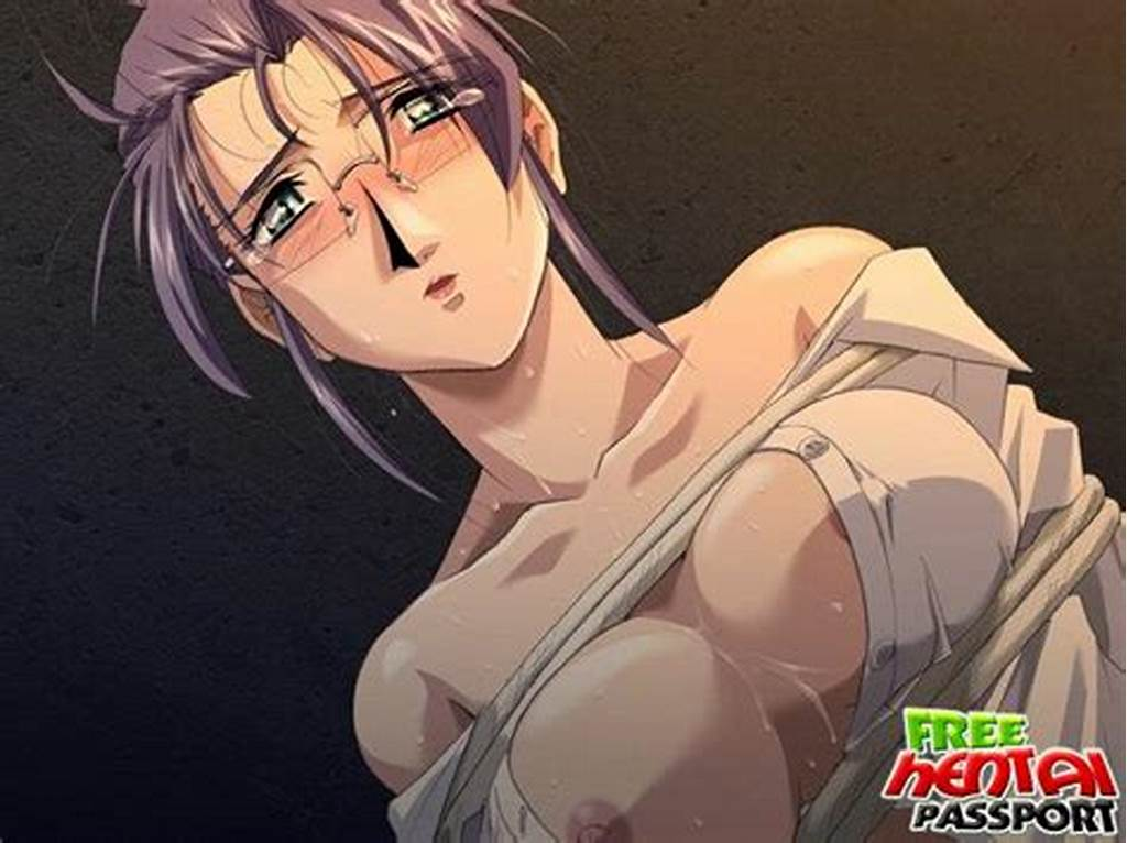 #Sexy #Glasses #Busty #Hentai #Gives #Blowjob #And #Gets #Hard #Fuck