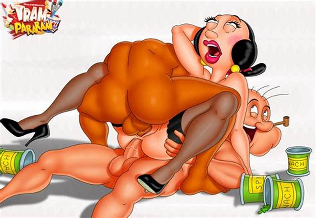 #Porn #Olive #Oyl #From #Popeye #Prefers #Hard #Threesome