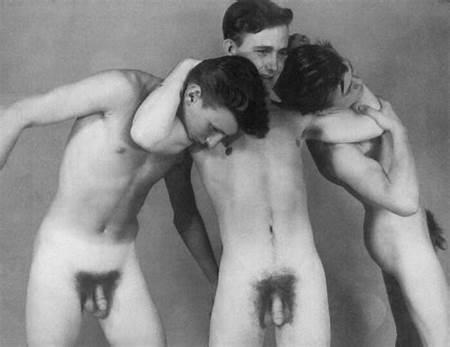 Teens Gay Nude Vintage