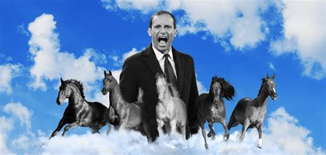"""Back in 2018 when allegri was enjoying his first stint as manager in turin, he explained in a press conference why he loved horse racing so much. Calcio e ippica, parla Massimiliano Allegri: """"I calciatori ..."""