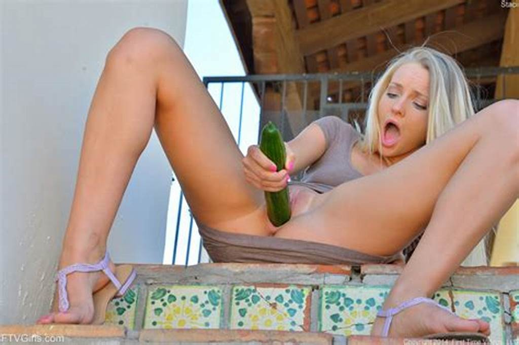 #Blonde #Cutie #Staci #Carr #Is #Pinching #Her #Nips #And