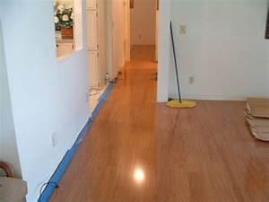 laminate flooring lay laminate flooring hallway hardwood With which way should hardwood floors run