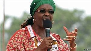 President MUGABE is the poorest man on earth - First Lady ...