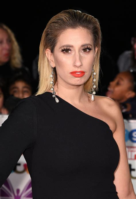 In 2009, she finished in third place on the sixth series of the x factor. STACEY SOLOMON at Pride of Britain Awards 2017 in London 10/30/2017 - HawtCelebs