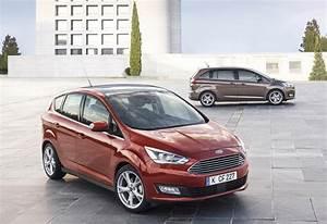 Essai Ford C Max : sp cifications essai ford grand c max moniteur automobile ~ Medecine-chirurgie-esthetiques.com Avis de Voitures