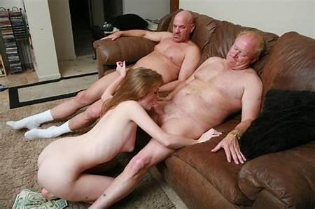 Teen Nude Older Men