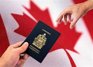 Annual Immigration Rate of Canada Decreasing | Y-Axis