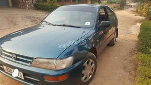 Toyota Corolla Coupe Manual For Sale At 2 2m