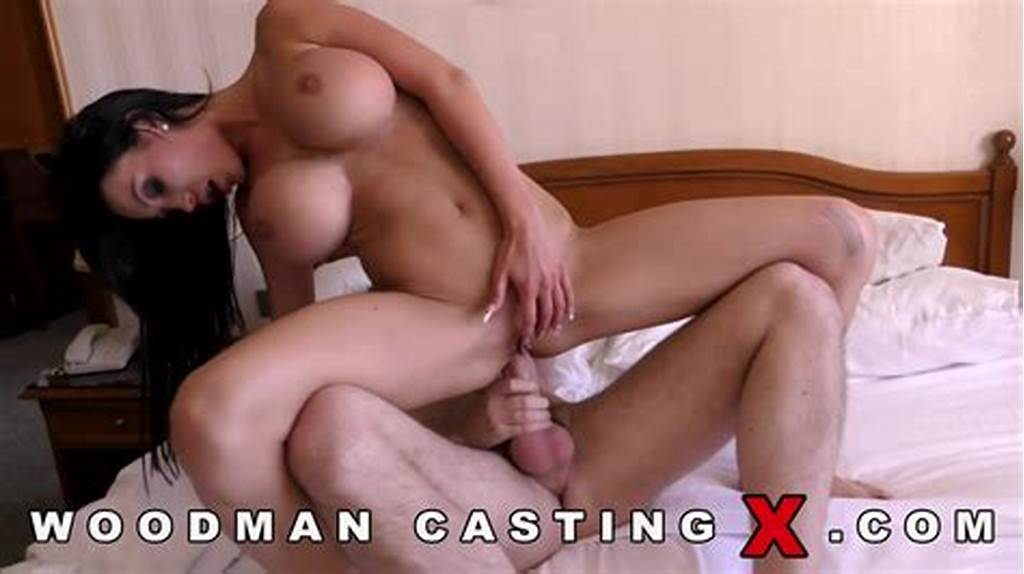#Pierre #Woodman #First #Anal