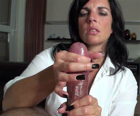 Tugging Swedish Woman Jizz