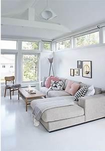Lino Pas Cher : d co salon salon moderne avec canap d 39 angle pas cher de ~ Premium-room.com Idées de Décoration