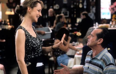 Helen Hunt Almost Lost Out on 'As Good As It Gets' Because ...
