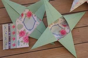 Origami Stern 5 Zacken : vier spitzige zacken falten und fixieren origami stern falten origami sterne und origami ~ Watch28wear.com Haus und Dekorationen