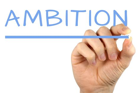 Ambition - Free of Charge Creative Commons Handwriting image
