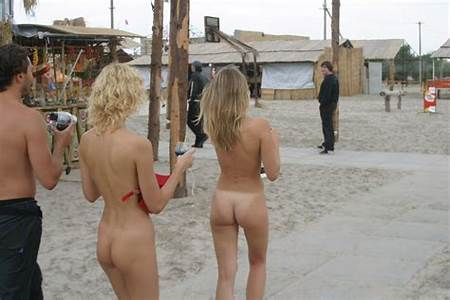 Nude Teen Girls Walking
