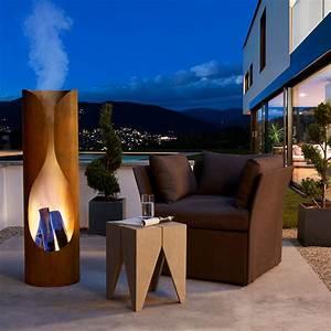 Pro Idee Garten : gardenmaxx outdoor kamin garten kamin feuers ule ~ Watch28wear.com Haus und Dekorationen