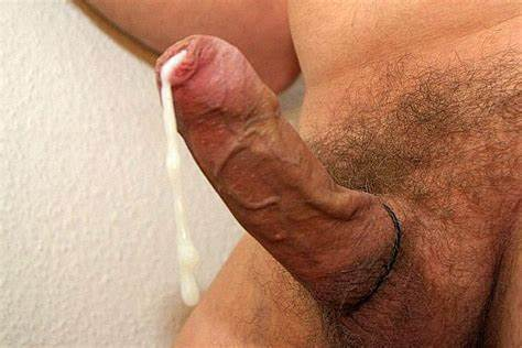 Foreskin Uncut Cocks Sperm Kitchen