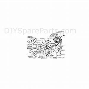 Husqvarna 395xp Chainsaw  2003  Parts Diagram  Page 8