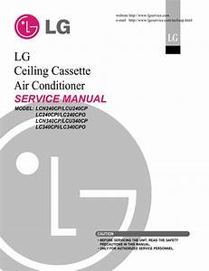 Lg Lcn240cp User U0026 39 S Manual