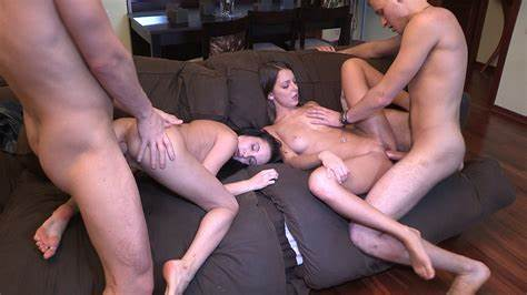 European Orgy Swinger Runt Incredible Twins Date With Party Impregnated