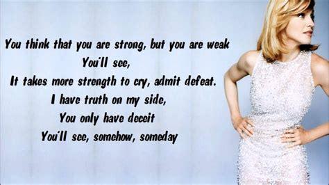 Madonna - You'll See Karaoke / Instrumental with lyrics on ...
