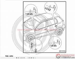 Volkswagen Golf Mk5 2004 On Service Manual