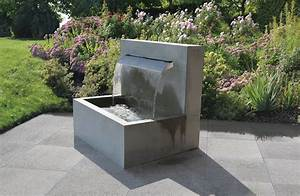 Brunnen Garten Modern : metten brunnen wasserspiele wasserfall brunnen ~ Michelbontemps.com Haus und Dekorationen