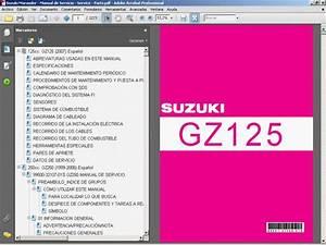Suzuki Marauder - Service Manual