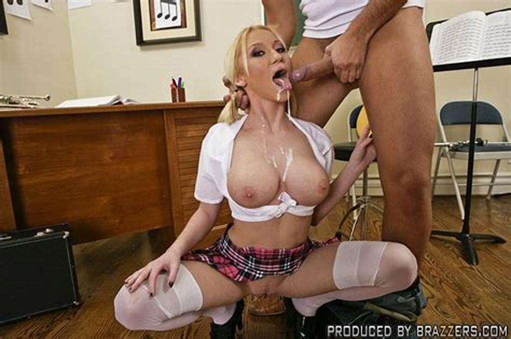 #Madison #Scott #Gets #Nailed #And #Takes #A #Cumshot #On #Her
