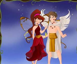 Eros And Psyche Cartoon | www.pixshark.com - Images ...