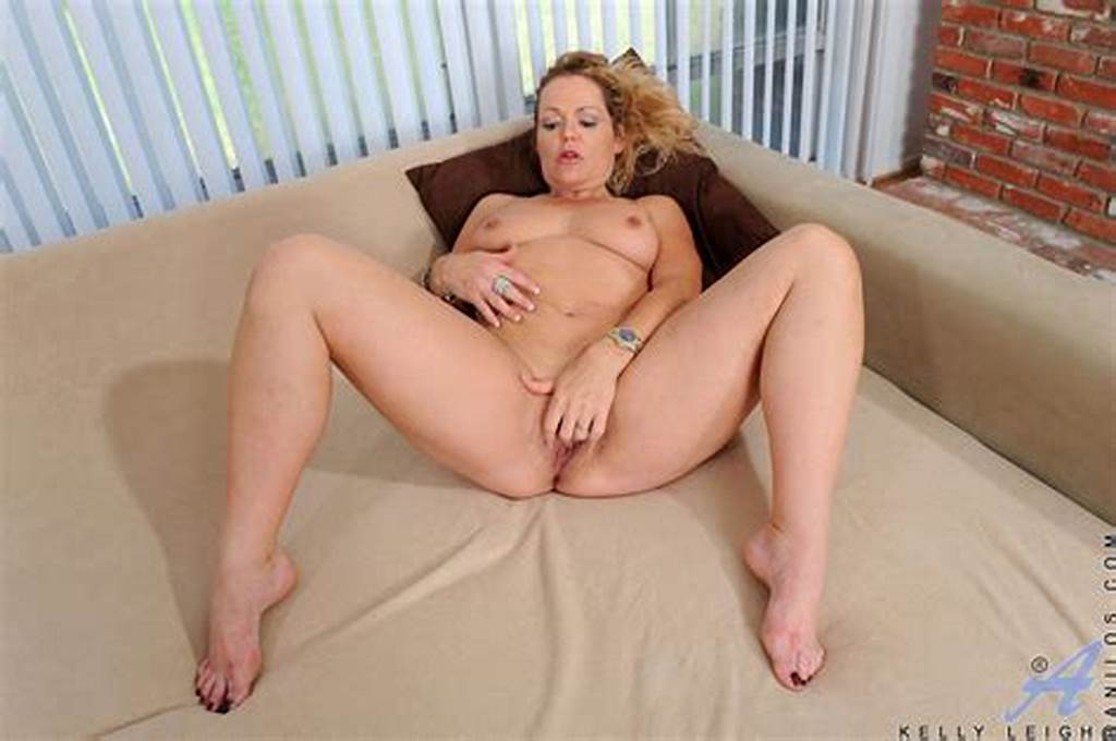 #The #Pussy #Of #Blonde #Milf #Kelly #Leigh #Getting #Fully #Filled