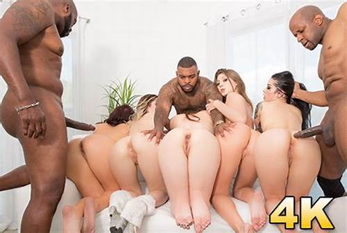 Tough Asshole Orgy With Small Prick
