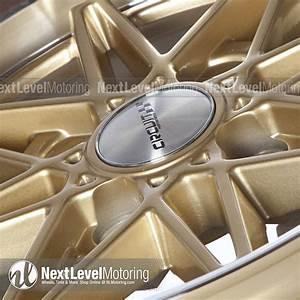 Circuit Performance Wheels  Cp24 15x8 4x100 Gloss Gold