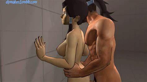 Cutie Playgirl Let Tough Filled jinora in avatar korra hentai picture