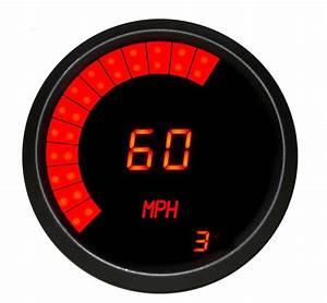 Intellitronix Digital  Bargraph Speedometer  Tachometer