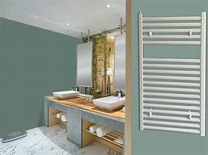 Ecostyle Towel Bar Radiator - Available In Canada