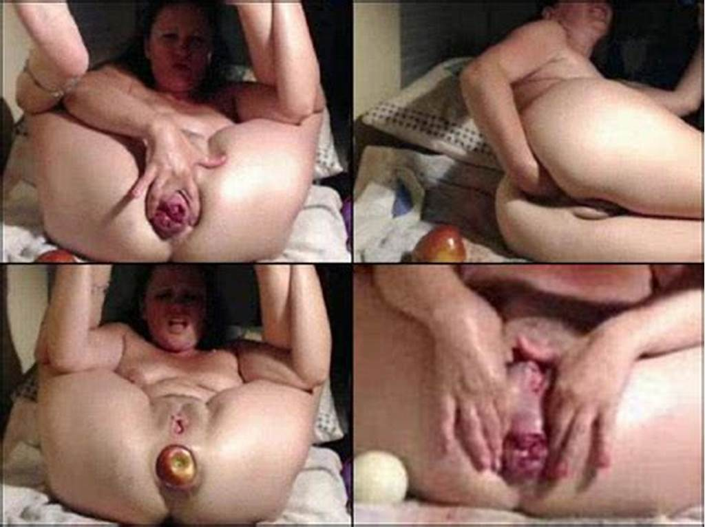 #Billiard #Ball #Huge #Apple, #Fisting, #Big #Rosebutt #And #Other