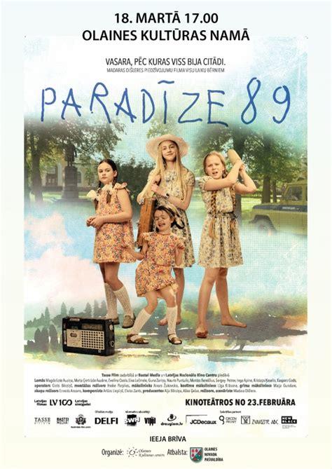 Latvijas filmas Latvijas Simtgadei: Paradīze '89 - Olaines ...