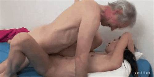 Grandpa Cums In Young Mouth For The Tightly Time
