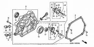 Honda Engines Gx270 Vm2 Engine  Jpn  Vin  Gcab