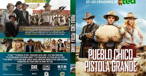riodvd: Pueblo Chico Pistola Grande